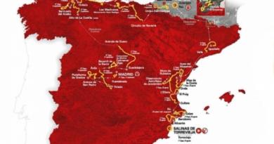 Cykelloppet Spanien runt startar i år i Torrevieja