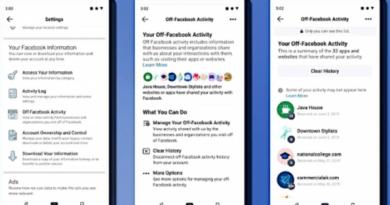 Facebook släpper nytt integritetsvertyg i Spanien
