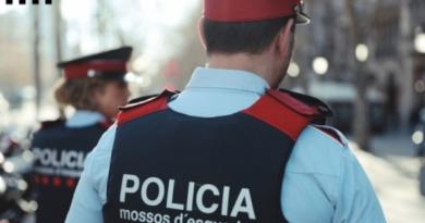 Ökad våldsspiral i Barcelona