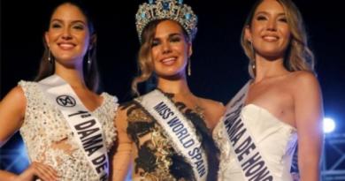 Spaniens representant till Miss World 2019 är vald