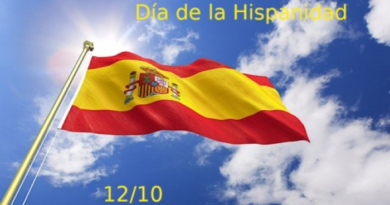 Spaniens nationaldag 2019