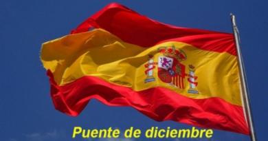 Långhelg i Spanien, med grisvarning