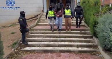Synkroniserat tillslag mot jihadister i Spanien och Marocko