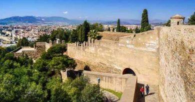 Biljettköp till Alcazaba införs på nätet från i sommar