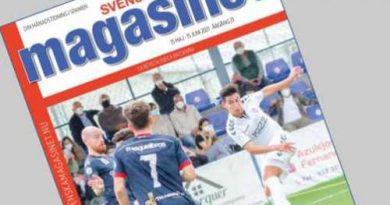 Idag kan du läsa Svenska Magasinet online
