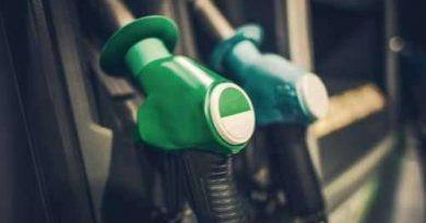 Priset på bensin och diesel på samma nivå som före pandemin