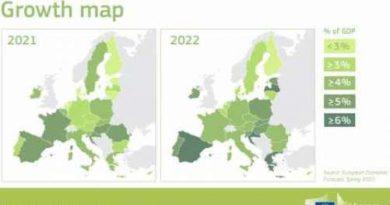 Spansk ekonomi förväntas växa mest i EU