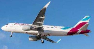 Eurowings startar direktflyg till Spanien från Arlanda