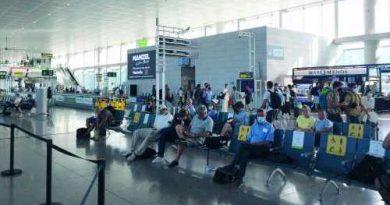 Málaga flygplats: 1,4 miljoner resenärer i augusti